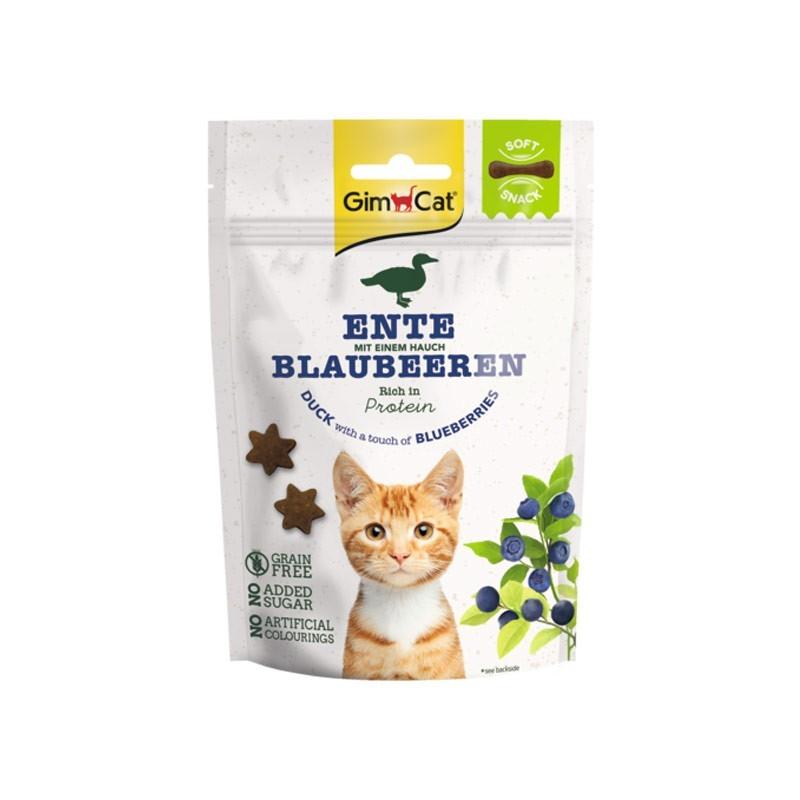 Gimpet Soft Snack Anatra e Mirtillo per Gatto