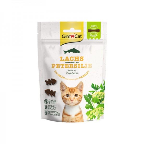 Gimpet Soft Snack Salmone e Prezzemolo per Gatto