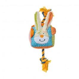 Imac Plush Tenero Coniglio con Corda