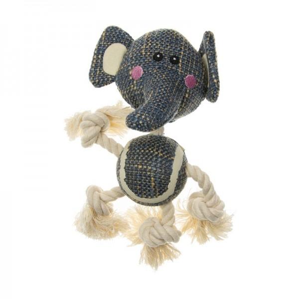 Imac Elefante con Tennis Ball