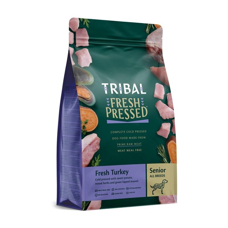 Tribal Fresh Pressed Tacchino Senior/Light