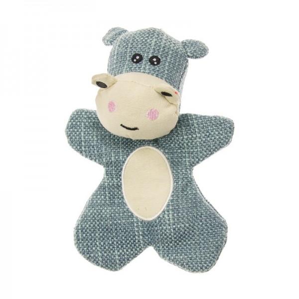 Imac Hippo in Ciniglia con Crinkle e Sonaglio