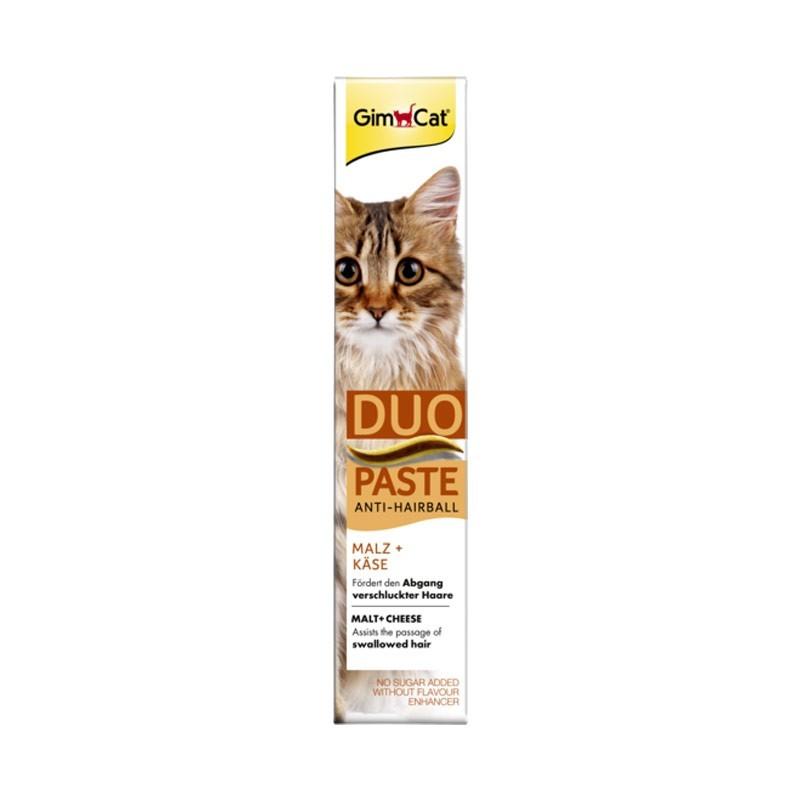 Gimpet Anti Hairball Duo Paste per Gatti