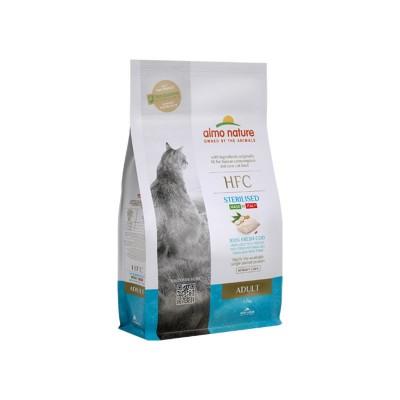 Almo Nature HFC Sterilised Merluzzo Adult per Gatti