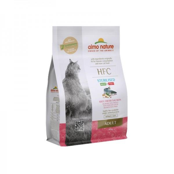 Almo Nature HFC Sterilised Salmone Adult per Gatti