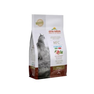 Almo Nature HFC Sterilised Manzo Adult per Gatti