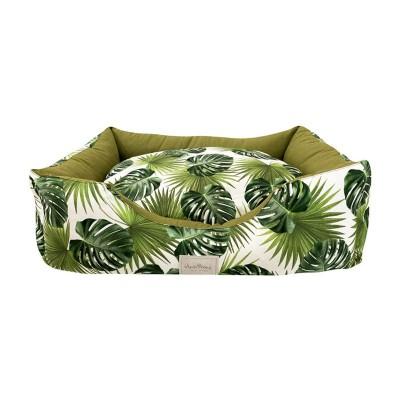 Anteprima Cuccia Rettangolare Celine Jungle Verde