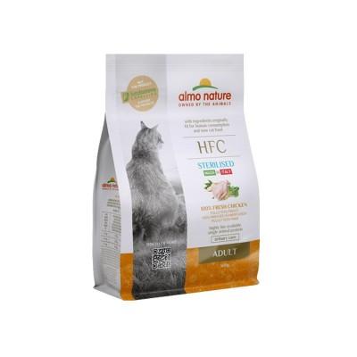 Almo Nature HFC Sterilised Pollo Adult per Gatti