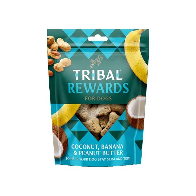 Tribal Cocco, Banana e Arachidi Snack per Cani