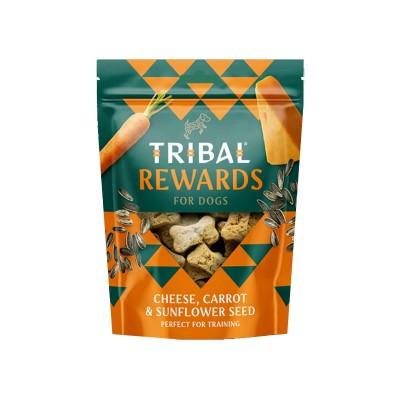 Tribal Formaggio, Carote e Semi di Girasole Snack per Cani