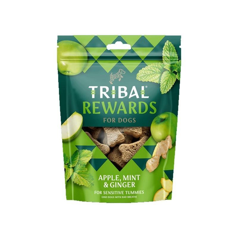 Tribal Mela, Menta e Zenzero Snack per Cani