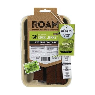 Roam Pet Treats Strisce di Coccodrillo per Cani