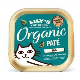 Lily's Kitchen Bio al Pesce per Gatti 85gr