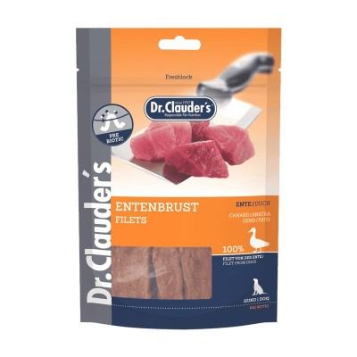 Dr Clauder's Filetto di Anatra Snack per Cani