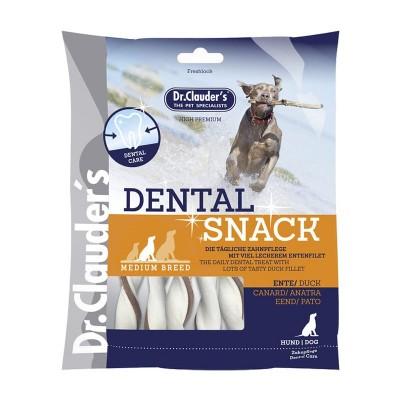 Dr Clauder's Dental Snack Anatra Medium Breed per Cani