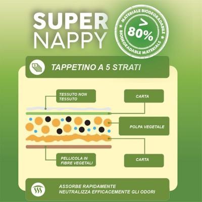 Croci Tappetino Super Nappy Eco