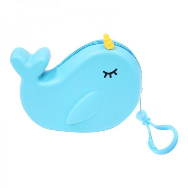 Croci Mini Bag Narwhal Azzurro