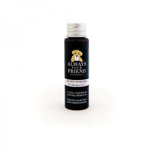 Always Your Friend Shampoo da Viaggio Puppy Powder