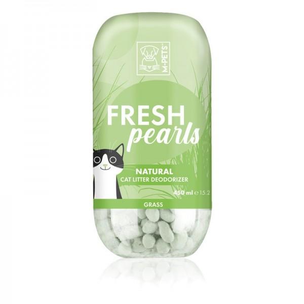 M-Pets Fresh Pearl Grass Deodorante per Lettiera