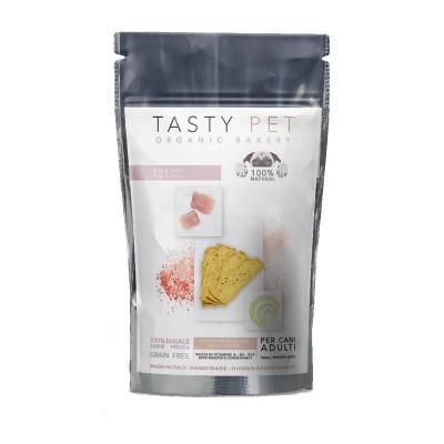 Tasty Pet 121 Tasty Slice Maiale Natural Superfood per Cani