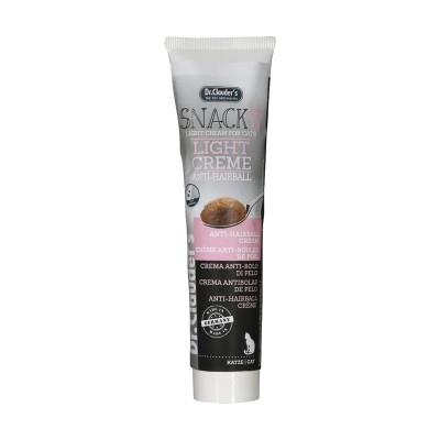 Dr Clauder's Light Crema Anti-Hairball Snack per Gatti