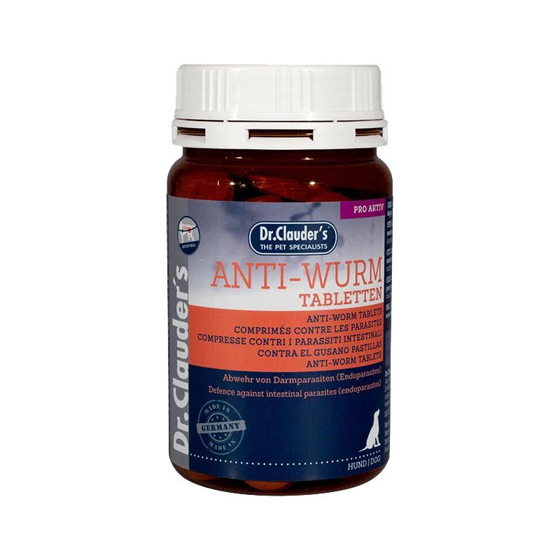 Dr Clauder's Intestinal Anti-Wurm per Cane