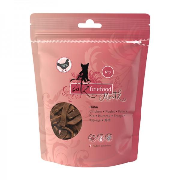 Pets Nature Pollo Catz Finefood Meatz N°3 Snack per Gatti