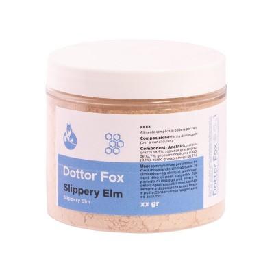 Dottor Fox Easy Vital Slippery Elm Olmo Rosso Integratore per Cani