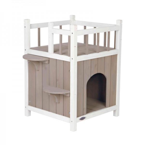 Trixie Natura Cats Home con Balcone