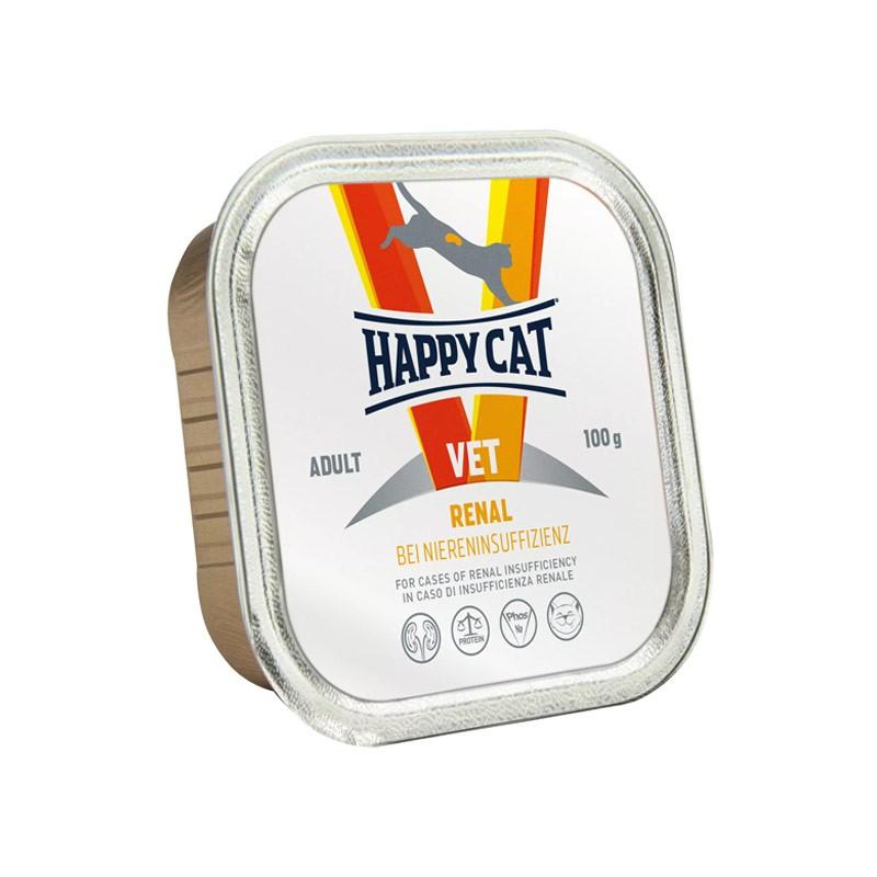 Happy Cat Vet Adult Renal Umido