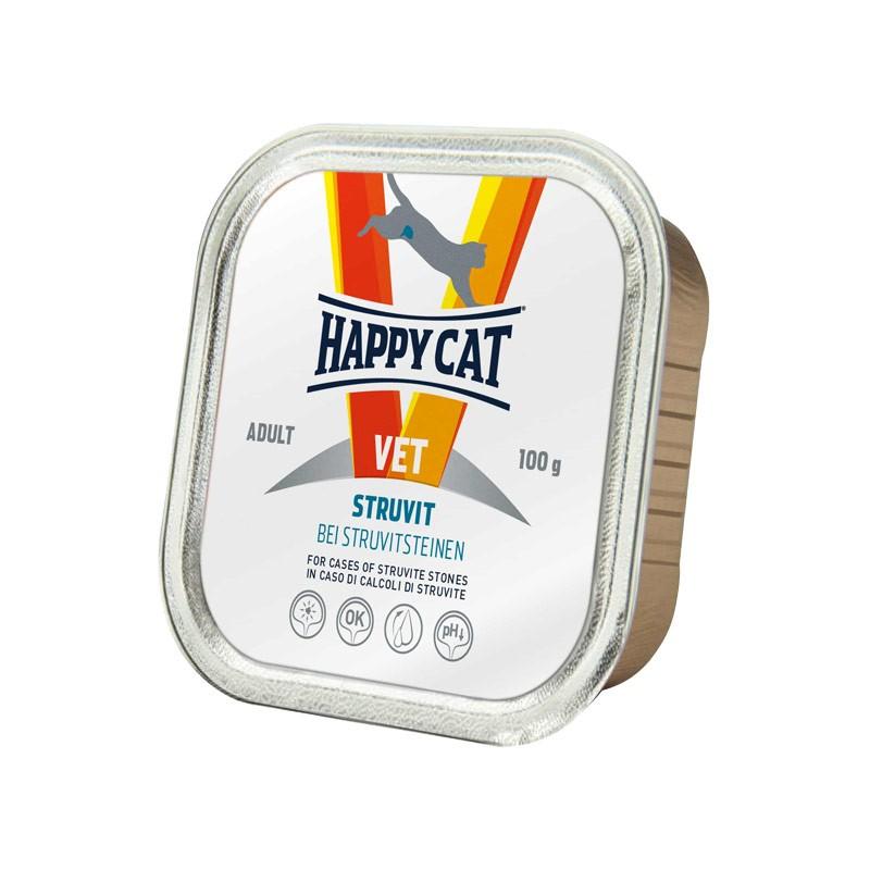 Happy Cat Vet Adult Struvit Umido