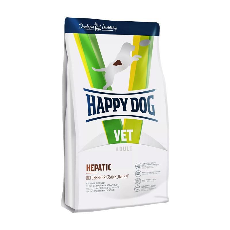 Happy Dog Vet Adult Hepatic