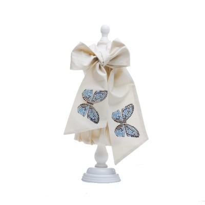 Inamorada Vestitino The Butterflies Beige