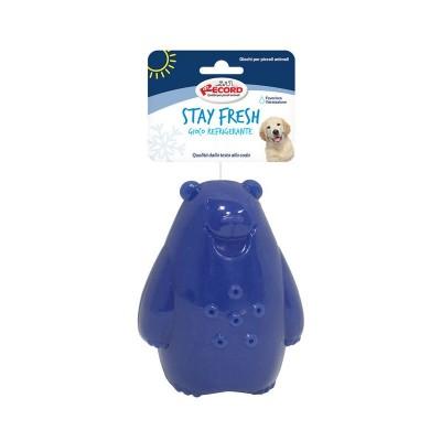 Record Stay Fresh Orso Polare Gioco Refrigerante per Cani