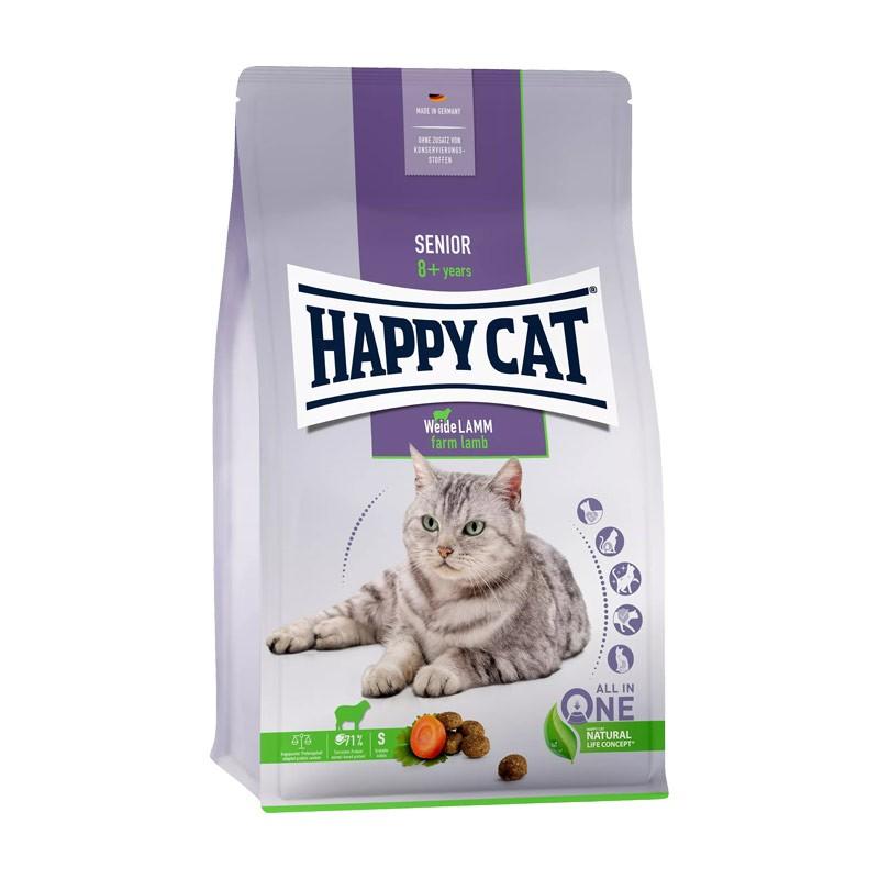 Happy Cat Senior Agnello