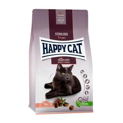 Happy Cat Adult Sterilised Salmone