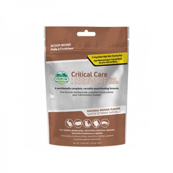 Oxbow Critical Care Herbivore Fine Grind