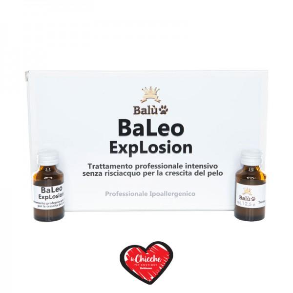 BaLeo Explosion 8 Fiale Trattamento Intensivo