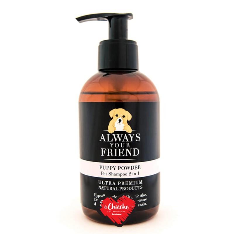 Always Your Friend Shampoo Puppy Powder