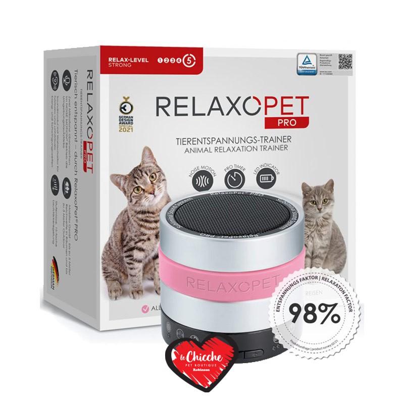 RelaxoPet Pro Dispositivo di Rilassamento per Gatti