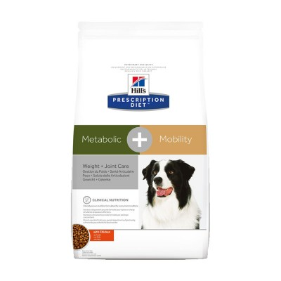 Hill's Metabolic + Mobility Prescription Diet Canine