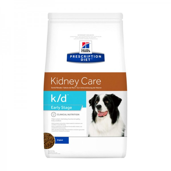 Hill's k/d ES Early Stage Prescription Diet Canine