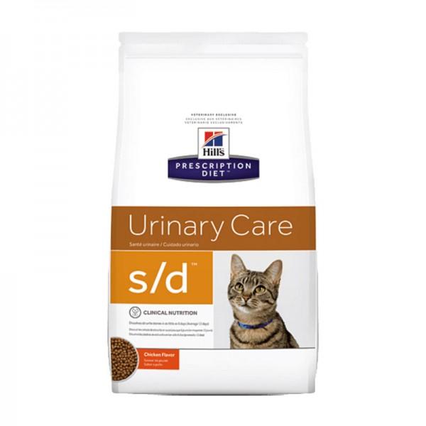Hill's s/d con Pollo Prescription Diet Feline