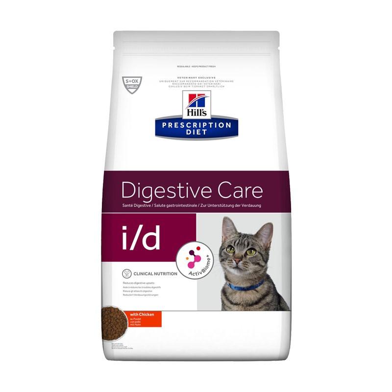 Hill's i/d al Pollo Prescription Diet Feline