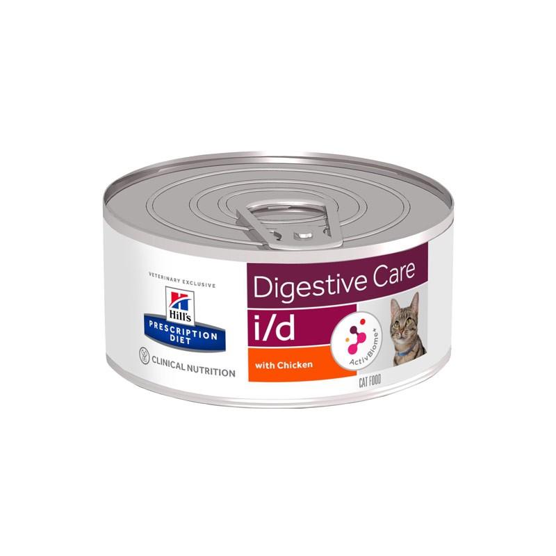 Hill's i/d con Pollo Prescription Diet Feline Umido