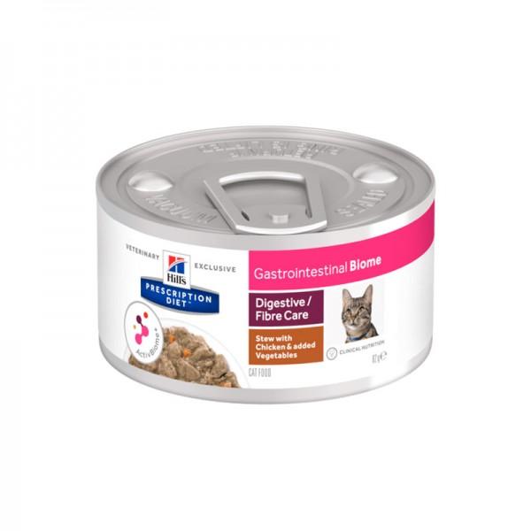 Hill's Gastrointestinal Biome Prescription Diet Feline