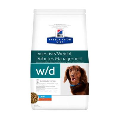 Hill's w/d Mini Prescription Diet Canine