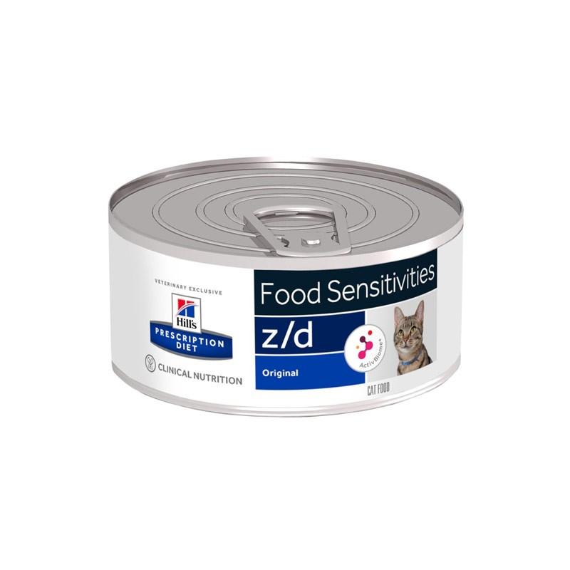 Hill's z/d Ultra Allergen Prescription Diet Feline