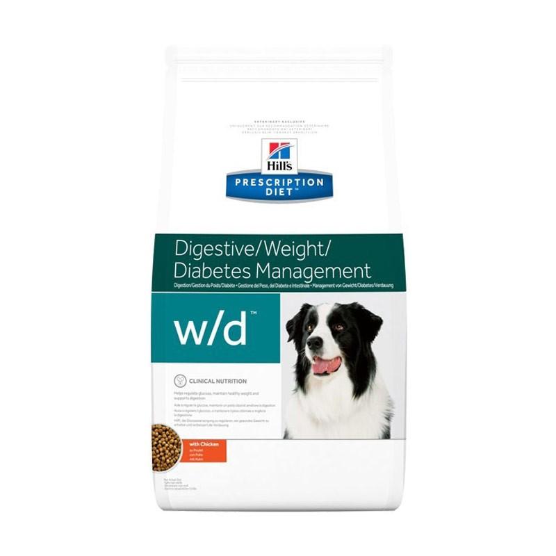 Hill's w/d Prescription Diet Canine