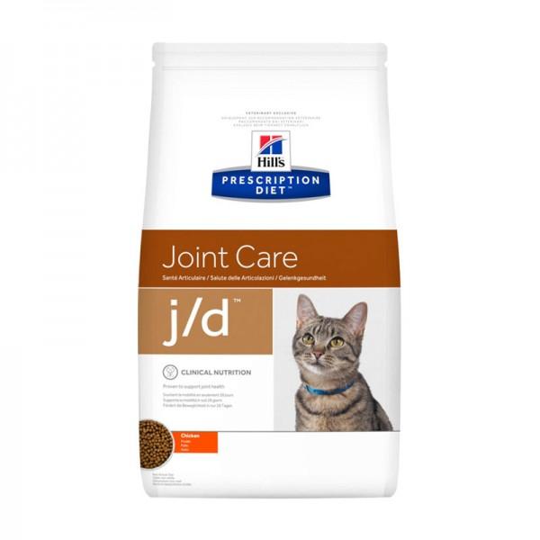 Hill's j/d con Pollo Prescription Diet Feline